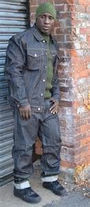 www hiphopcloset com basic denim suit dark blue