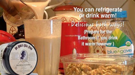 How To Detox Bromide by Detox Weight Loss Shake Dr Sebi Bromide Plus Powder