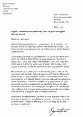 Lettre De Motivation Pour Visa Schengen Mod 232 Les De Lettre Gratuits Pour Le Secteur De L Assurance