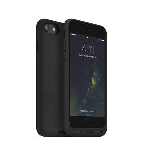 wireless charging leather for iphone 7 free shipping mophie