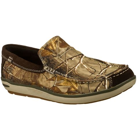 camo slippers skechers s spencer harmon slipper shoes camo slip on