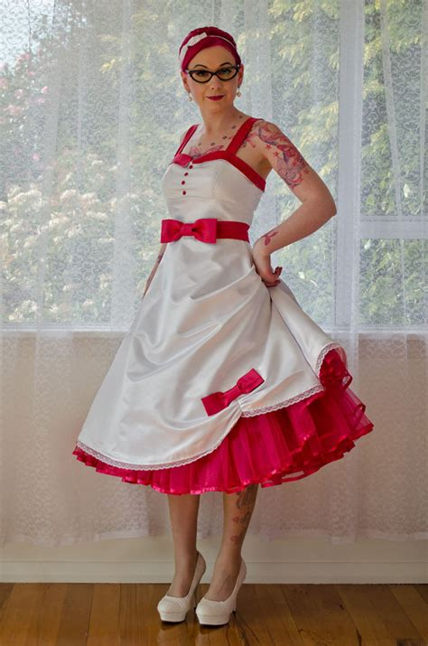 Hochzeitsschuhe Chagner by Rockabilly Style Wedding Dresses Pictures Ideas Guide To