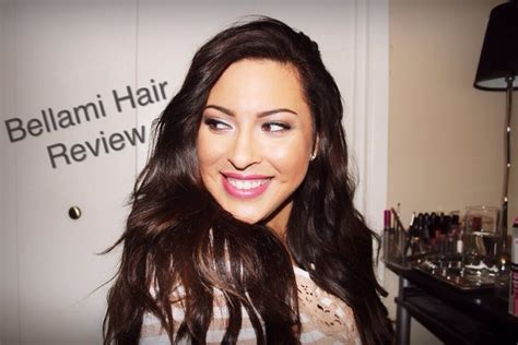 reviews bellami hair bellami hair extensions review youtube