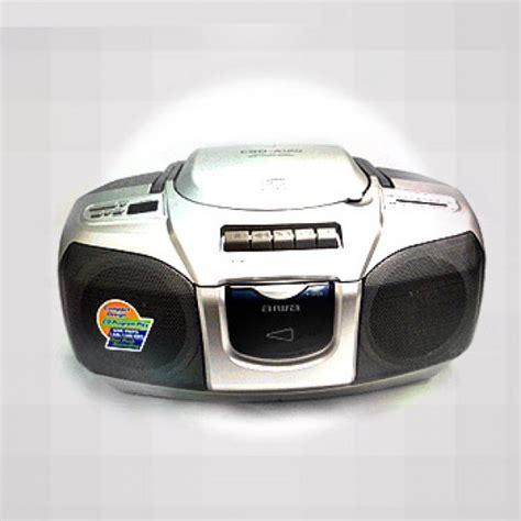 aiwa cassette aiwa csd a120 cd stereo radio cassette recorder