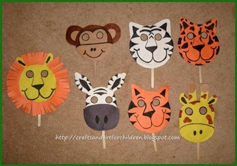 How To Make Animals Out Of Construction Paper - pin by bernie vojtko on mask for