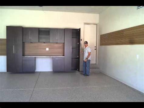 Garage Remodel ,Garage Cabinets,Epoxy Flooring Park City