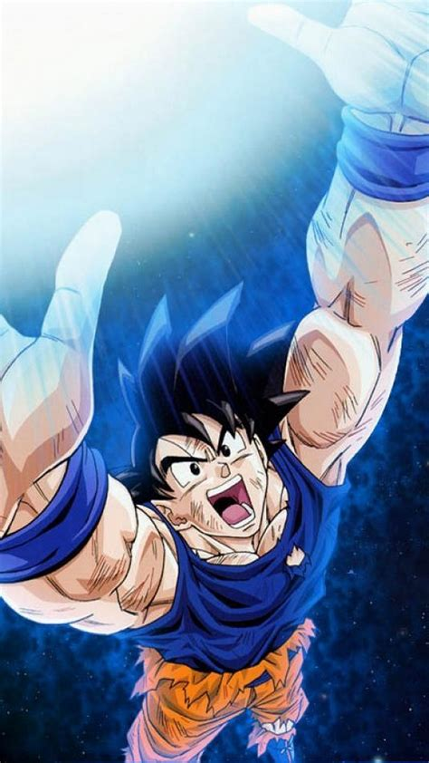 goku android wallpaper  android wallpapers