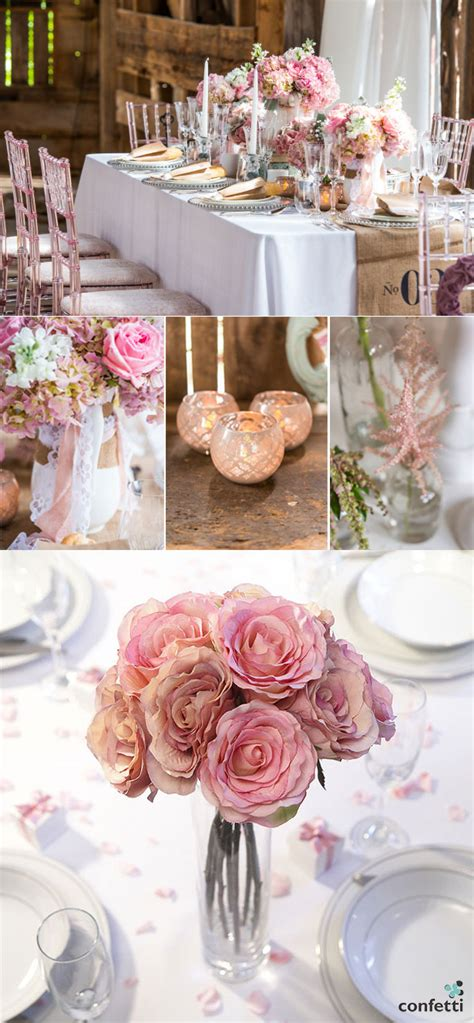 blush pink decor romantic blush pink wedding ideas confetti co uk