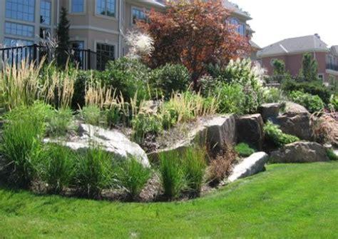 Boulder Landscaping Ideas Boulder Mahwah Nj Photo Gallery Landscaping Network