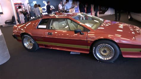 lotus bond quot for your only quot lotus esprit turbo from bond