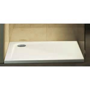 receveur utra flat plat rectangulaire ideal standard