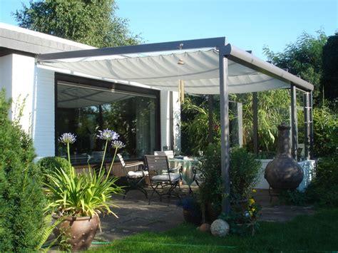 Sonnensegel Aus Segeltuch by Moderne Terrassen 252 Berdachung Und Terrassenbeschattungen