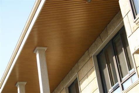 Faux Plafond Exterieur by Pose De Faux Plafond Sous Acgp