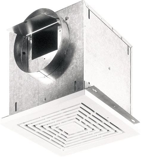 broan l200 white 214 cfm 2 sone ceiling or wall mounted