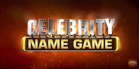 what is celebrity name game celebrity name game on the radio 12 14 16 wgn radio
