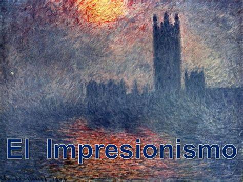 la pintura del impresionismo 3836557096 el impresionismo