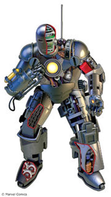 iron armor model 1 marvel database fandom powered