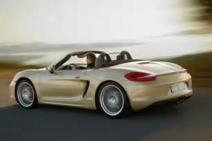 Porsche S 2013 Porsche Boxster S