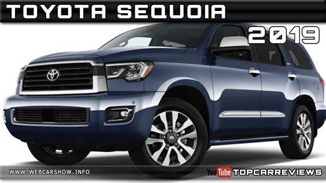 2019 Toyota Sequoia Review by 2019 Toyota Sequoia Review Rendered Price Specs Release