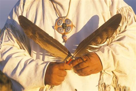 energy healers incorporate feathers  healing sessions