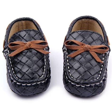 toddler loafers shoes boys baby toddler boys loafers soft faux leather flat