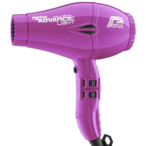 Hair Dryer Lifespan parlux advance light ceramic and ionic hair dryer purple