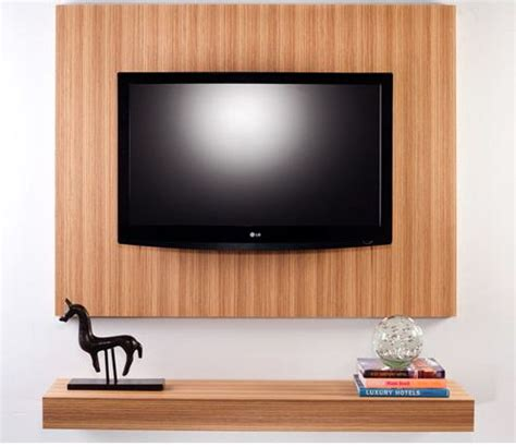 wall mounted tv stands from teo flatwear