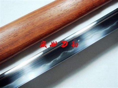sharpen tanto blade battle ready japanese katana ox tsuba clay tempered sanmai