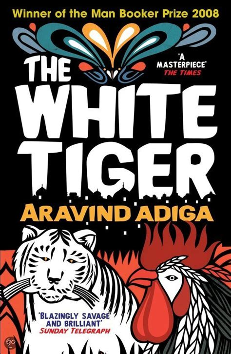 The White A Novel bol the white tiger aravind adiga petermeier
