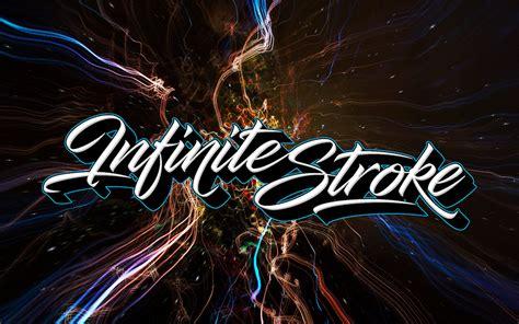 dafont infinite stroke infinite stroke font dafont com