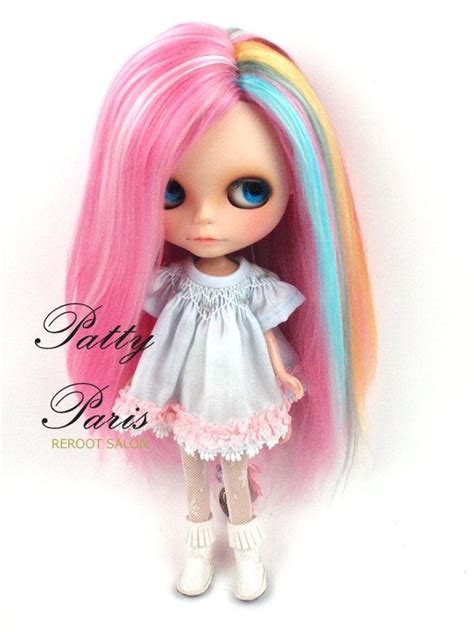 Sepatu Blythe Pullip Licca Icy 1 6 Bjd 1000 images about rainbow hair blythe on