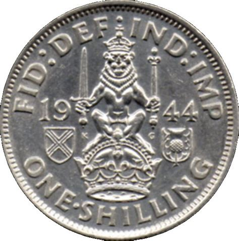 French Country Home Design 1 shilling george vi scottish crest with quot ind imp