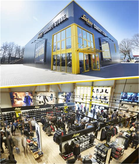 Snickers Workwear Kaltenkirchen snickers concept store onlineshop f 252 r snickers workwear