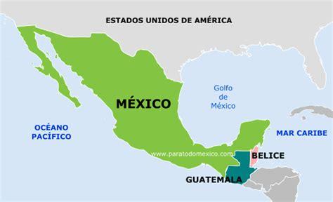 limite seguro en estado de mexico fronteras de m 233 xico fronteras y tratados terrestres de m 233 xico