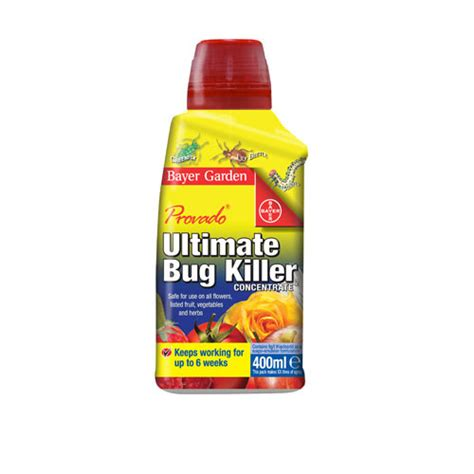 Bug Killer provado ultimate bug killer concentrate 178 400ml pitchcare