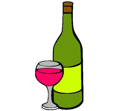 imagenes navidad y vino dibujo de vino pintado por licor en dibujos net el d 237 a 06