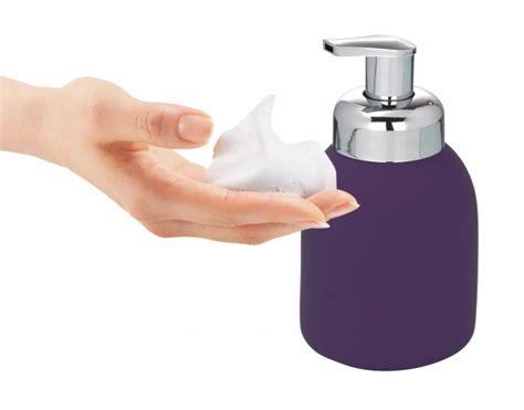 Dispenser Keramik wenko schaumspender keramik soft touch seifenspender