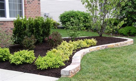 flower bed edging stone curved natural stone edging curved natural stone edging