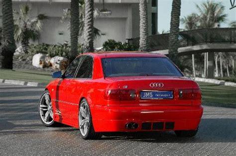 Audi A8 Tuning Teile by Jms Heckansatz Audi A8 D2 Jms Fahrzeugteile Tuning