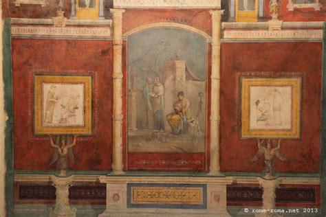 casa della farnesina mus 233 e national visite de rome