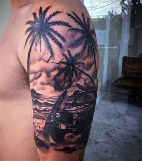 beachy tattoos sleeve designs ideas and meaning tattoos