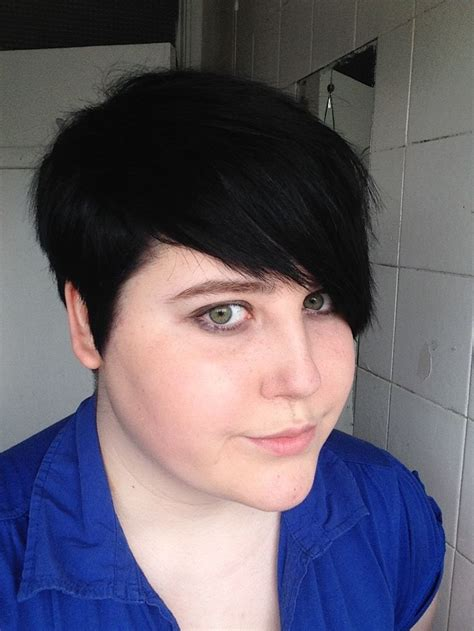 short pixie hair overweight 77 best images about hair styles on pinterest thick hair