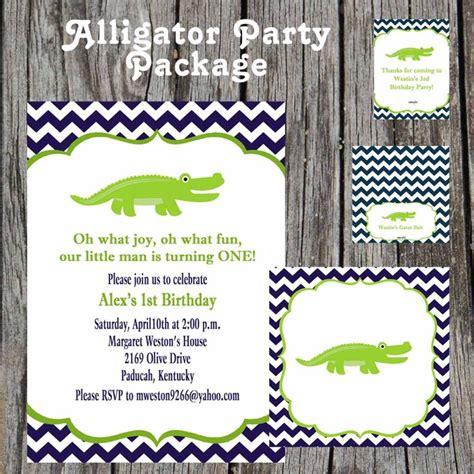 Alligator Baby Shower by Alligator Package Alligator Baby Shower