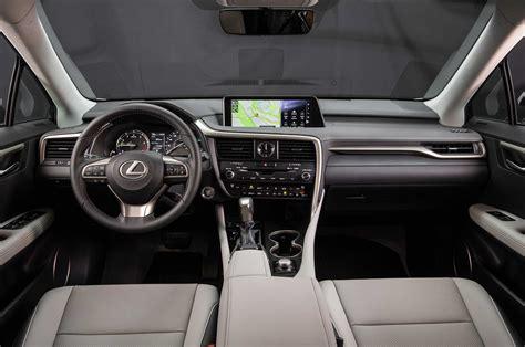 lexus rx interior 2016 lexus rx 350 450h drive