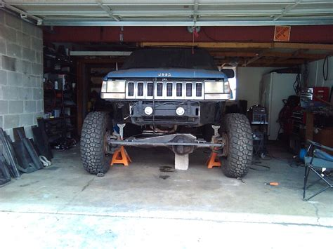 Jeep Zj Build Zj Build To One Tons Page 10 Jeep Forum