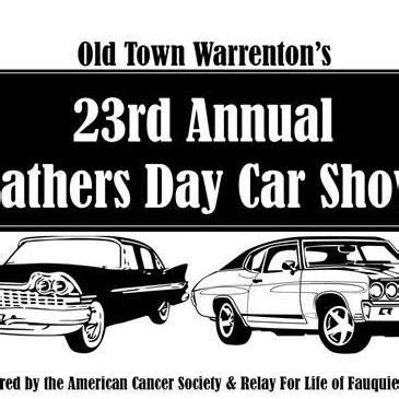 warrenton fathers day car show town warrenton s day car show home