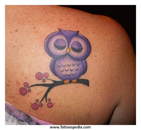 owl tattoo location owl tattoo placement 2
