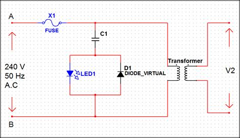 led capacitor charge indicator capacitor charge led indicator 28 images simple and useful led circuits circuit diagram