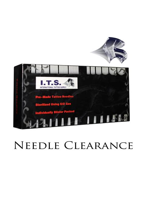 international tattoo supply 14 liner needles expired international