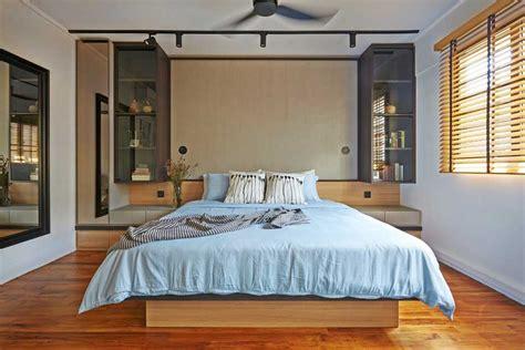 a resale hdb apartment gets a dramatic facelift squarerooms